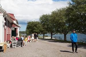 Idag är Oaxen långt ifrån en industriö, nu är det Södertäljes närmaste skärgårdsö.