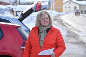 Helena Adolfsson hoppas på en lösning så sommarens Marknadsdag kan genomföras som de senaste åren.