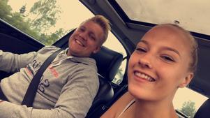 Denise Holmlund kommer från Timrå, men har inget emot att bo i Byn i Gussjö, trots att det är en liten by fyra mil från Timrå och två och en halv mil från Härnösand.