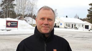 Börje Öberg, 56 år, arbetsledare, Åsäng.