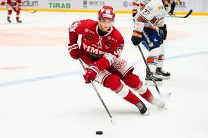 Jacob Olofsson ersätts av Rikard Palmberg. Foto: Nils Jakobsson (Bildbyrån).