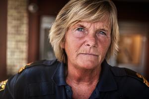 Lena Nilsson är polis i Idre.