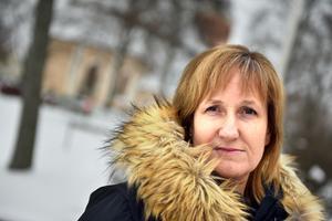 Anna Hed (C), kommunalråd i Mora, berättar att även kommunen blev förvånad över att stängslet plötsligt dök upp.