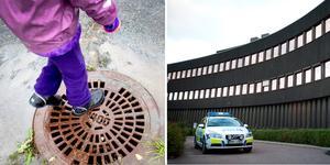 En flicka förväxlades när hon skulle tas med till ett förhör i polishuset i Falun. Nu åtalas en tidigare socialsekreterare i södra Dalarna misstänkt för tjänstefel.