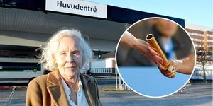 Trots att stafettkostnaderna i Region Västernorrland nu har nått 491 miljoner kronor enligt preliminära siffror, är sjukhusdirektör Lena Carlsson optimistisk och tror att det ska gå att vända utvecklingen.