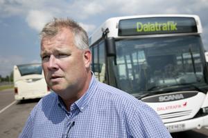 Bengt Benjaminsson lämnar sina uppdrag som vd för Dalatrafik samt förvaltningschef för kollektivtrafikförvaltningen i Region Dalarna.