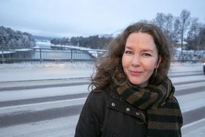 """""""Ska vi bygga högt ska det vara något fantastiskt"""", säger Maria Klevemark."""