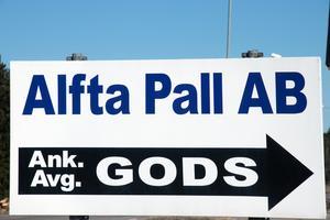 Alfta pall funderar på att integrera företagets in- och utpassering med tidrapportering och lönesystem, så allt automatiskt hänger ihop.