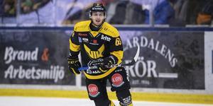 Daniel Öhrn har spelat två säsonger med Jonathan Dahlén i moderklubben Timrå. Foto: Jesper Zerman / BILDBYRÅN