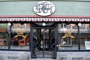 Café Peace & Love har stängts.