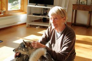 Västgötaspetsarna är ständiga följeslagare i Birgitta von Otter och Kjell-Olof Feldts liv,