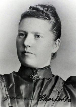 Johanna Charlotta Boberg. Foto: Privat