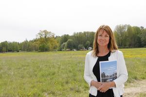 – Vi märker hela tiden ett ökande intresse för etableringar i Kungsör, säger kommunens näringslivschef Ida-Maria Rydberg.