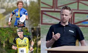 Kajsa Risby, OK Kåre, ove Alexandersson, Stora Tuna och Kalle Dalin. Foto: Arkiv