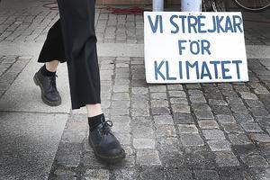 Trots strejker, demonstrationer och manifestationer för att belysa klimathotet, är det fortfarande tyst från politikerna, tycker klimataktivisterna Tyra, Alva och Jörg.