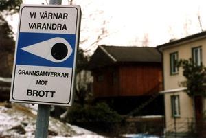 Det finns olika former av grannsamverkan i landet. FOTO: Roger Wikström/TT