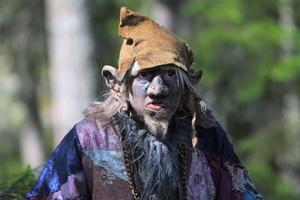 Drygt 400 besökare kom till premiären för att ta del av det nya sagoäventyret och alla spännande karaktärer i berättelsen.
