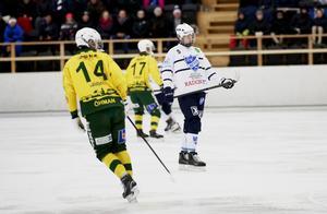 Alfred Rustas gjorde två mål när Rättvik slog Ljusdal.