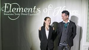 Iréne och Per Moneeo har arbetat med kombinationen mat och musik i många år. För ett par år sedan släppte de kokboken