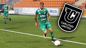 Oscar Danielsson är klar för Carlstad United.