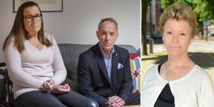 Valberedningen med Pia Jansson, Lars-Göran Lundh och Annika Erlandsson avgick.