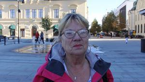 Åsa Sjöbom, 70, år, pensionär, Nacksta.