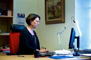 Susanne Norbergs  (S) ledningskapacitet i arbetsgivarrollen räckte inte till.