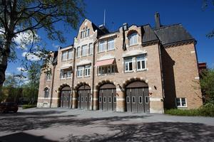 Östersunds före detta brandstation inrymmer numera ett vandrarhem som har chans att bli årets nykomling i branschen.
