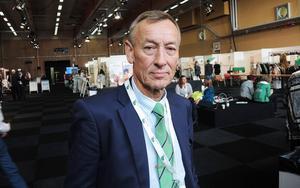 Göran Engström (C) vill behålla det historiska begreppet ting i nya länsregionen.