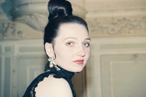 Kristina Shtegman har varit konsertpianist sedan hon var 15 år.