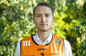 Mikko Riipinen väljer att bryta kontraktet med sin amerikanske guard Kareem Canty. Foto: TT