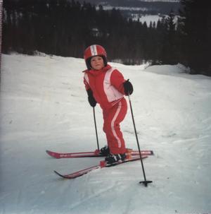 Kanske var det menat att det var just under alpina VM i Åre som idén om en comeback i Järpen föddes? Bild: Privat.