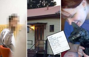 Therese Palmkvists expojkvän åtalades på torsdagen misstänkt för att ha mördat henne. Nu används kvinnans dagbok som bevis mot mannen. Bild:Montage