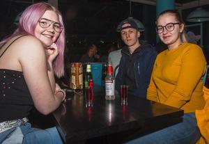 Taco Bar. Maja Fridström, Samuel Larsson och Sara Sigurdsson.