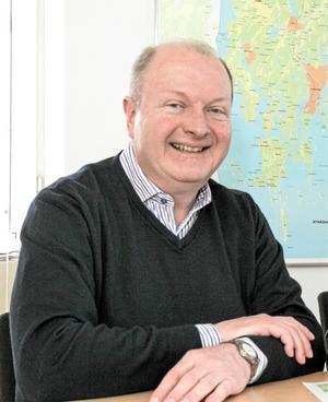 Malchaz Mikadze är kart- och bygglovschef på Nynäshamns kommun.