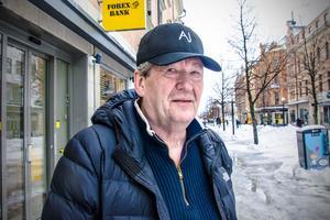 Anders Jonsson, 70, pensionär, Njurunda