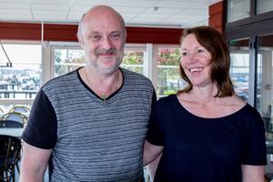 Sven Svensson och Ann-Katrin Svensson driver Mälarkrogen.
