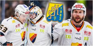 Bobbo Petersson, till vänster, har alla chanser att lyckas i SSK tror förre lagkamraten Niclas Bergfors, till höger. Foto: Bildbyrån.