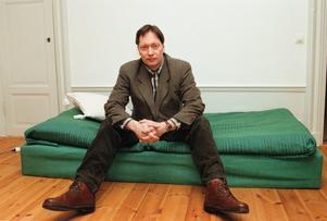 Horace Engdahl, sinnebilden av en svensk intellektuell. Foto: Jan Collsiöö/SCANPIX