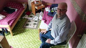 Stellan Jonsson i Brunflo är en av många drabbade av bostadsinbrott. Och fler lär det bli nu när höstmörkret drar in.