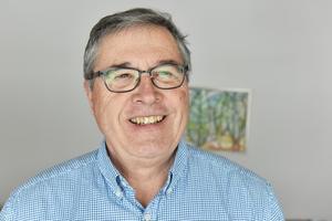 Jan Djos, it- och marknadschef, tror inte det blir svårt att hitta intressenter till de nya lägenheterna.
