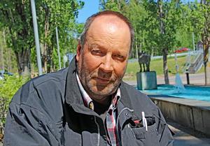 – Den sista njuren blev det bara krångel med som började med blodförgiftning, säger Bengt Wigg, som idag inte har någon fungerande njure.