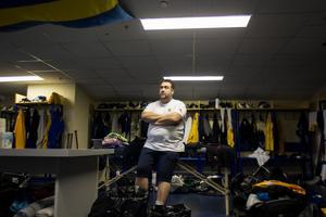 Stefan Asikainen, här under VM i Uljanovsk, har tackat för sig i landslaget.