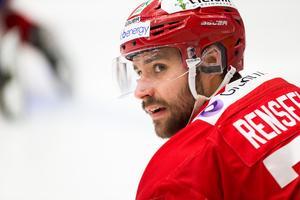 Ludvig Rensfeldt är Örebro Hockeys sjätte nyförvärv och nu gör han sin första träningsvecka med laget. Bild: Pär Olert/Bildbyrån