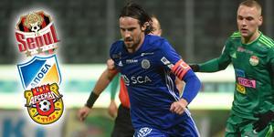 Linus Hallenius jagas av bland annat en klubb från Cypern, Ryssland och Sydkorea.