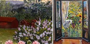 Konst av Mart och Leida Org ska visas i Nora konsthall.