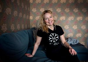 För ett antal år sedan gick Lotta Renlund sin första yogautbildning och efter det hade blivit många utbildningar till.
