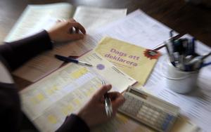 Den som inte skaffat digital brevlåda kommer att få pappersdeklarationen skickad till sig under perioden 13 mars–15 april.