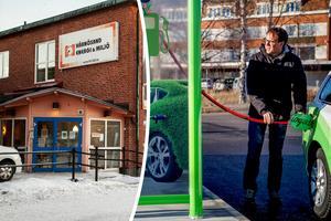 Skribenterna gläds över att planerna på en ny biogasanläggning i Sundsvall läggs på is och att man i stället kan fokusera på den existerande anläggningen i Härnösand.