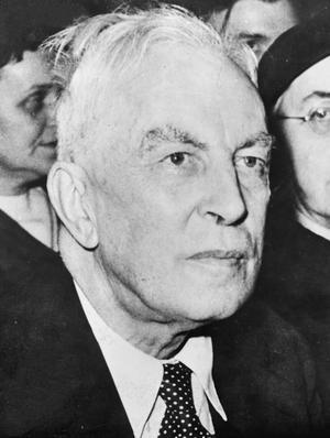 Arnold J. Toynbee. Foto: Okänd